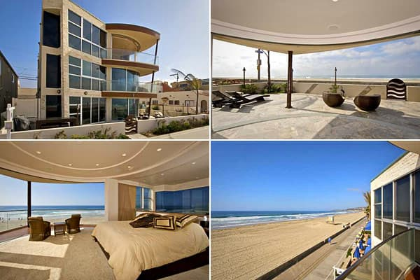 expensive beach homes city by city americas most expensive homes