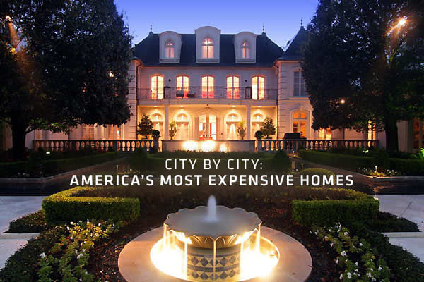 City by city america s most expensive homes What is the most expensive city in america