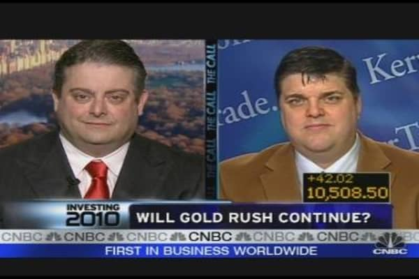 Will Gold Rush Continue?