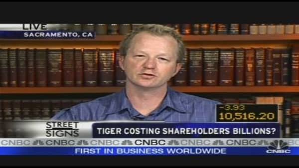 Tiger Costing Shareholders Billions?