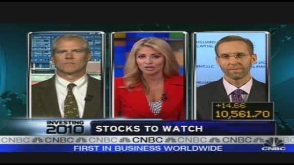 Stocks Picks for 2010