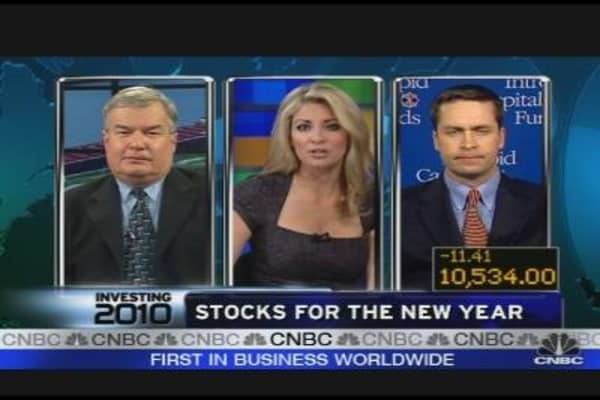 Stocks for 2010