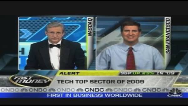 Best of 2009: Tech