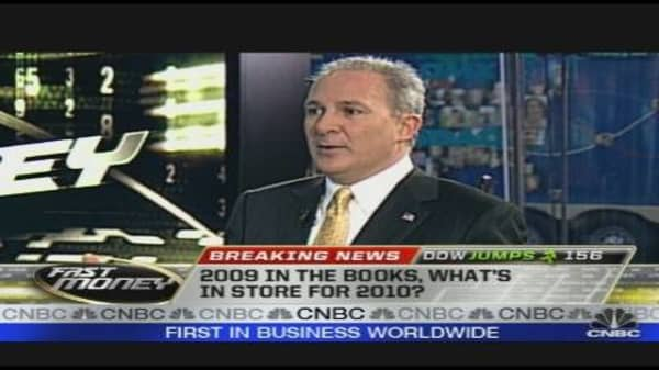 Trading 2010: Schiff's Outlook