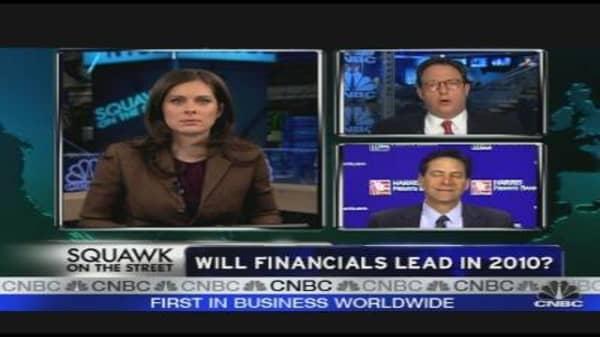 Will Financials Lead in 2010?