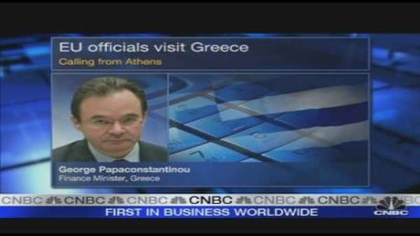 Greek FinMin: ECB Comments 'Not Helpful'