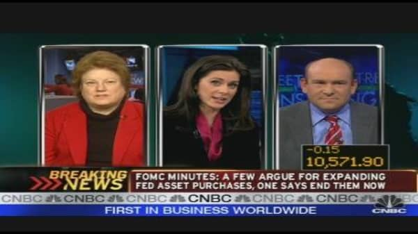 Inside FOMC Minutes