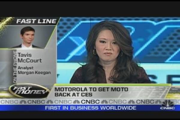 Moto Back at CES?