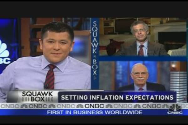 Setting Inflation Expectations