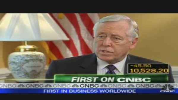 Steny Hoyer on Financial & Health Care Reform