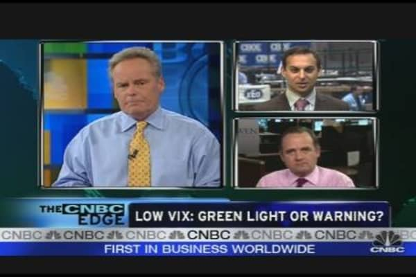 Low VIX: Green Light or Warning Sign?