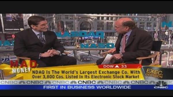 Tech Talk with Nasdaq CEO