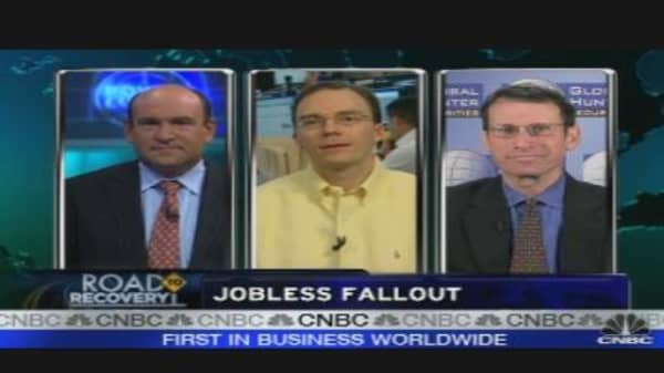 Jobless Recovery: Impact