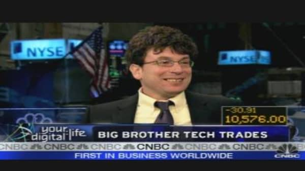 Big Brother Tech Trades