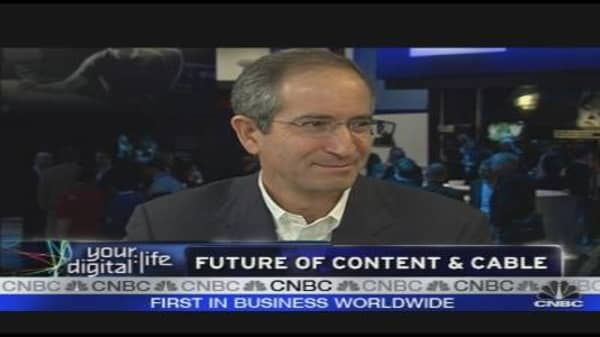 Future of Content & Cable