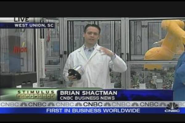 Following Smart Grid Stimulus Dollars