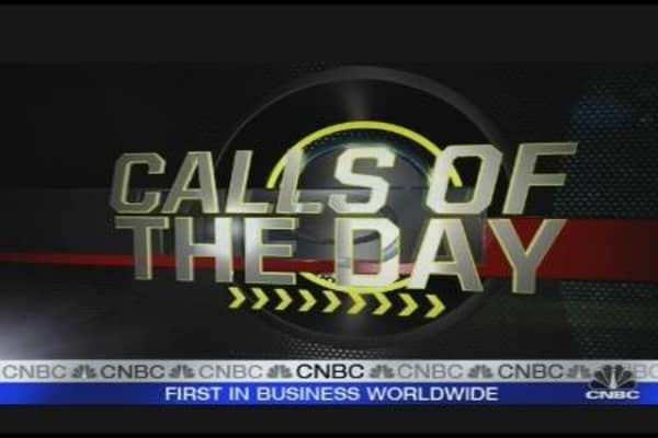 Calls of the Day