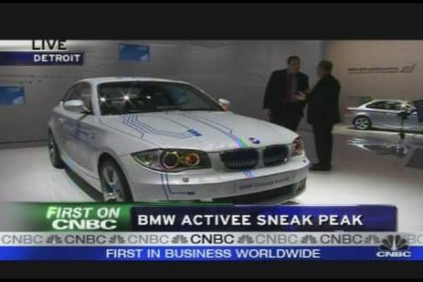 BMW's Road Ahead