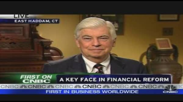 Dodd on Financial Reform, Retirement