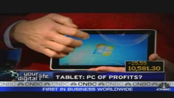Tablet: PC of Profits?