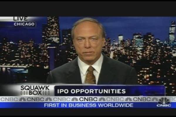 IPO Opportunities