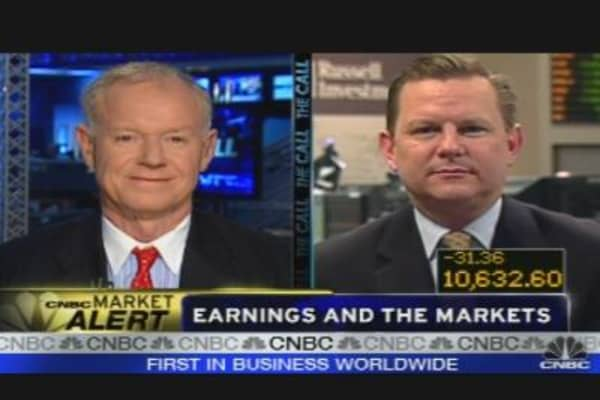 Earnings & the Markets
