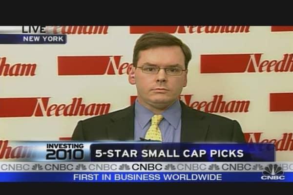 Small Caps, Big Returns