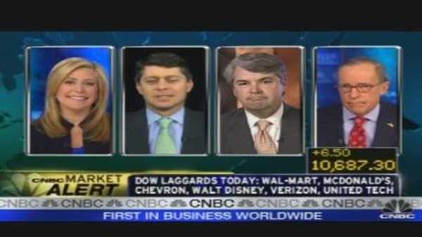 Earnings, Economic Data & the Markets