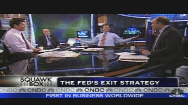 Assessing Fed Exit Strategy