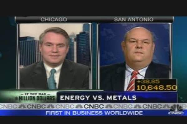 Energy vs. Metals