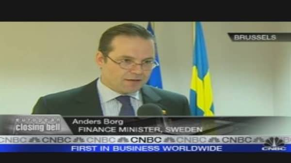 Greek Deficit Reports Fraudulent: Swedish FinMin