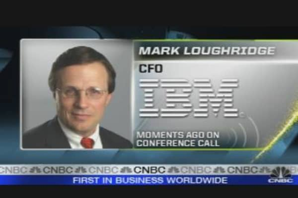 IBM Conference Call