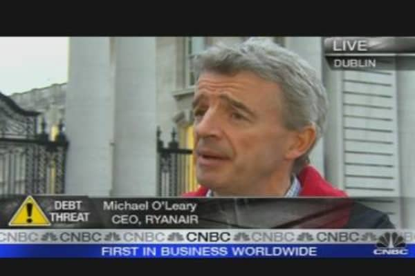 Fire 'Overpaid' Air Traffic Controllers: Ryanair CEO