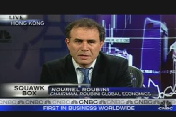 Roubini: China Needs Direct Credit Controls