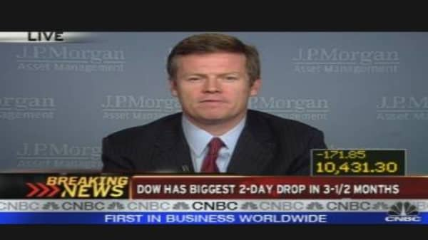 Earnings, Obama Impact On Markets
