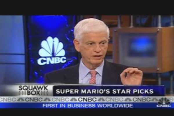 Super Mario's Star Picks