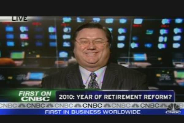 Putnam CEO on Retirement Reform