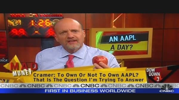 An AAPL A Day?