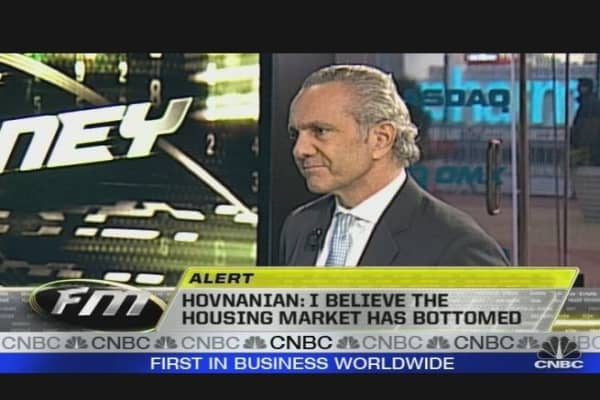 Hovnanian CEO on Housing