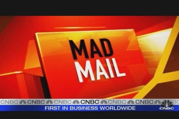 Homework & Mad Mail