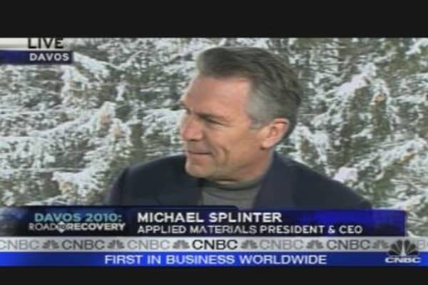 Applied Materials CEO on Economy