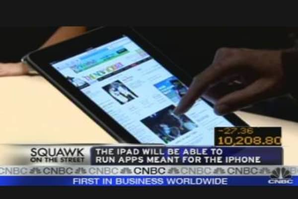 iPad Pros, iPad Cons