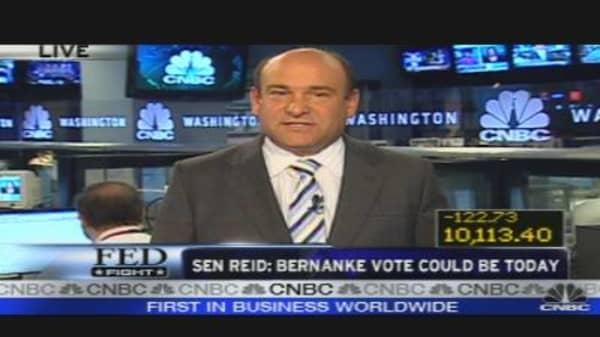 Bernanke, Obama & the Markets