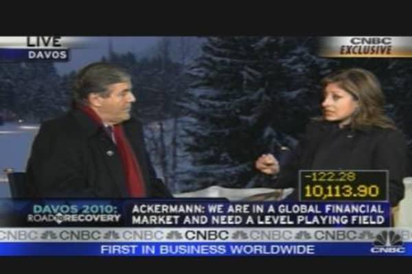 Ackermann on Regulation