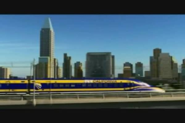 Cali's High-Speed Rail Plan