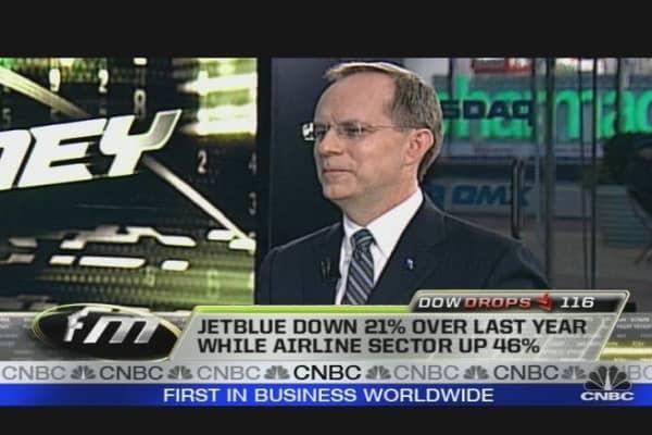 JetBlue Back in the Black