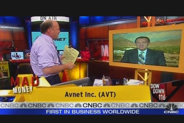 AVT's Positive Quarter