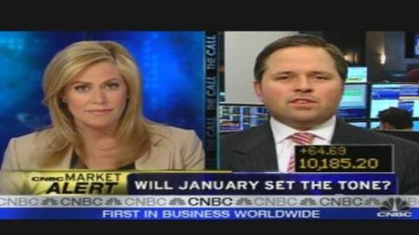 January Tone Setter for 2010?