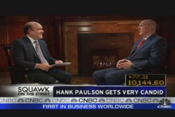 On the Brink with Hank Paulson