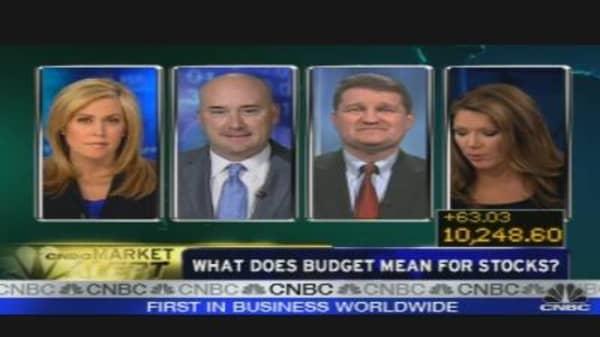 Budget's Impact on Stocks